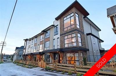 Cloverdale Townhouse for sale:  3 bedroom 1,522 sq.ft.