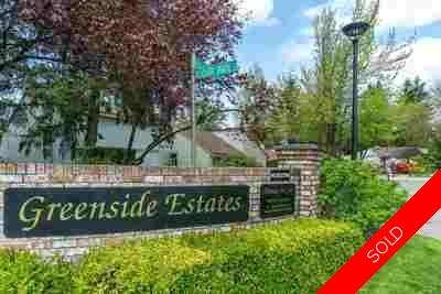 Cloverdale BC Townhouse for sale:  2 bedroom 965 sq.ft. (Listed 2018-05-04)