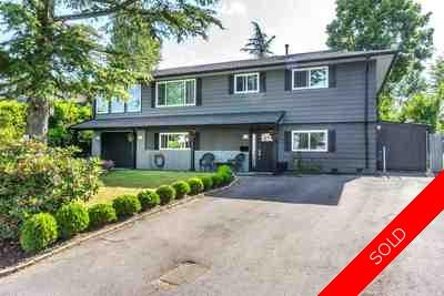 Cloverdale BC House for sale:  5 bedroom 2,581 sq.ft.